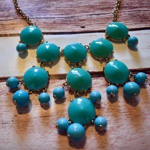 J.Crew | Turquoise necklace